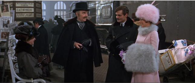Fotograma de Doctor Zhivago