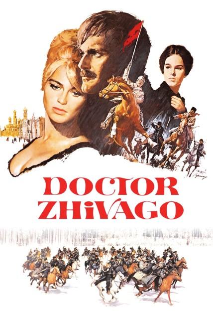 Poster de Doctor Zhivago