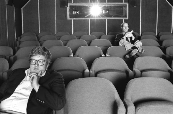Rogert Ebert y Gene Siskel en Life Itself