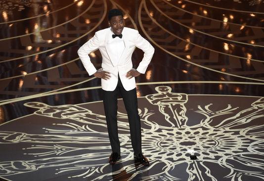 Chris Rock presentador de los Oscar 2016