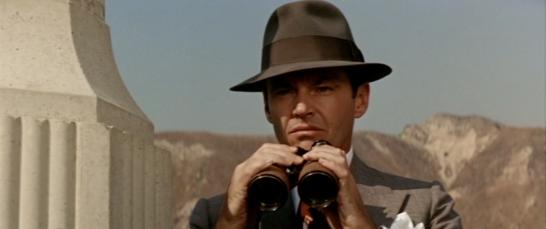 Jack Nicholson en Chinatown