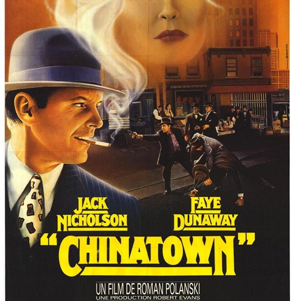 Poster de Chinatown