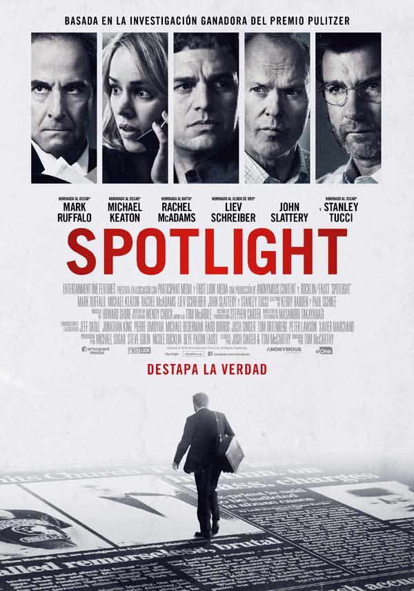 Poster de Spotlight