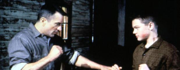 Robert De Niro y Leonardo DiCaprio en Vida de Este Chico