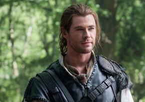 Chris Hemsworth en El Cazador y la Reina del Hielo