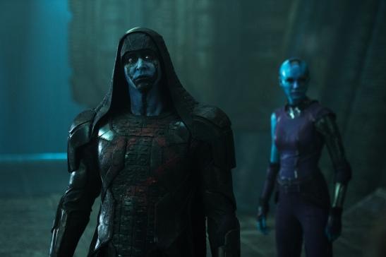 Fotograma de Guardianes de la Galaxia
