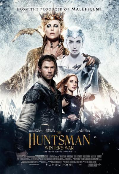 Poster de El Cazador y la Reina del Hielo