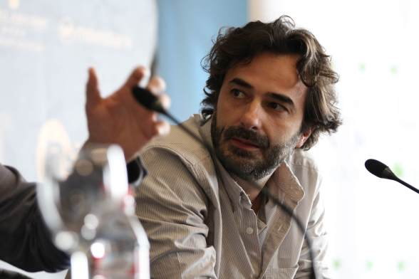 Gonzalo López-Gallego, director de The Hollow Point en FANT 2016