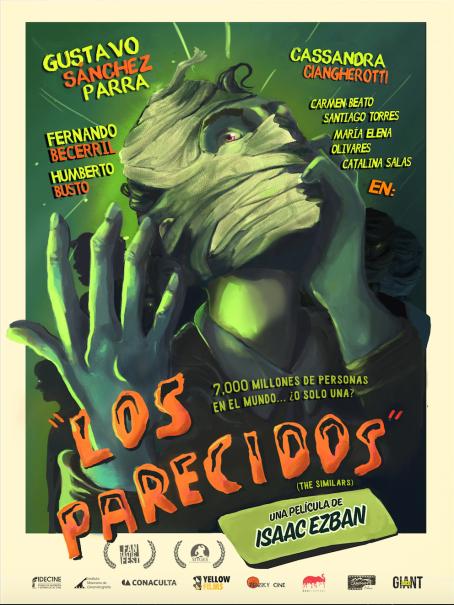 Poster de Los Parecidos