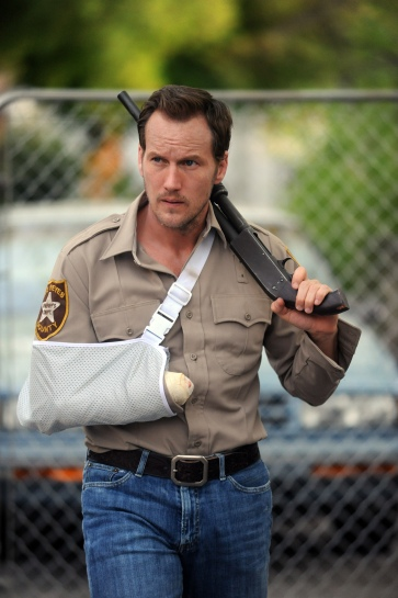 Patrick wilson en The Hollow Point