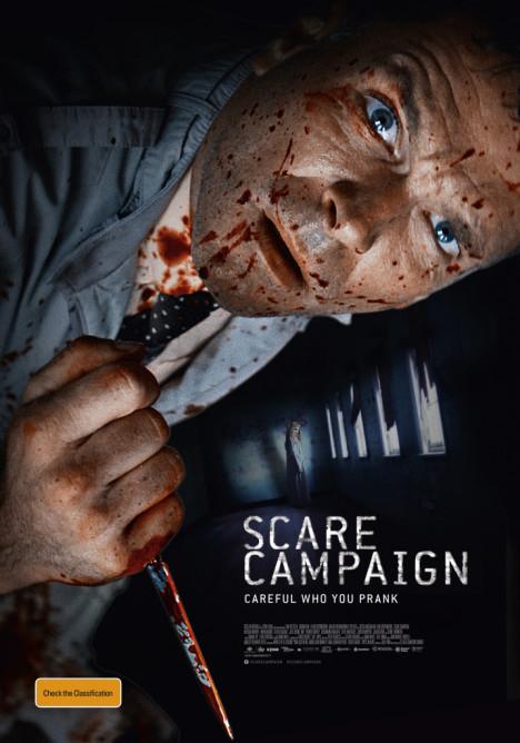 Poster de Scare Campaign