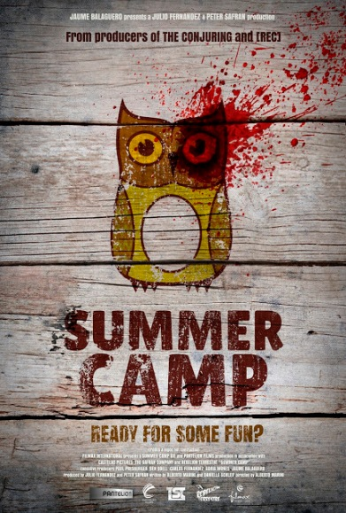 Poster de Summer Camp