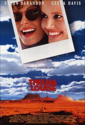 Poster de Thelma & Louise