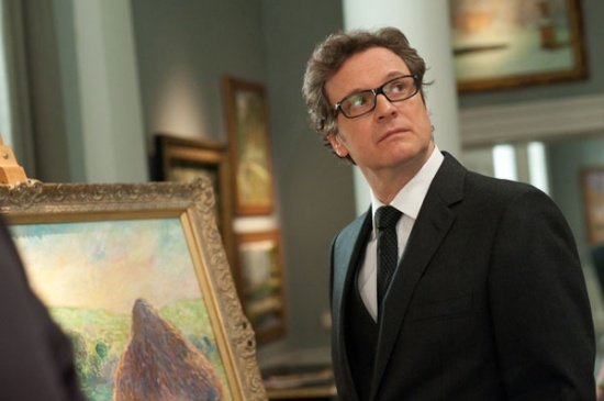 Colin Firth en Un Plan Perfecto