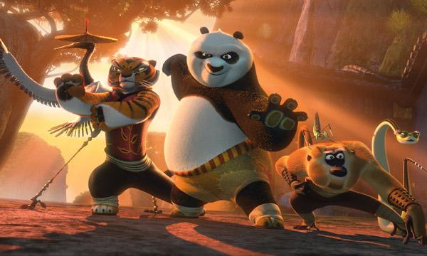 Fotograma de Kung Fu Panda 2