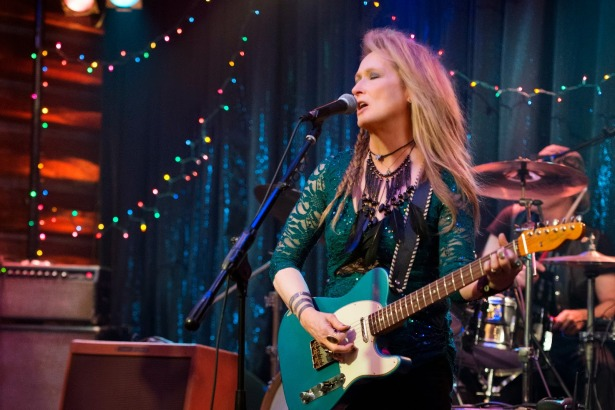 Meryl Streep en Ricki and The Flash