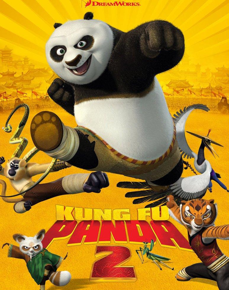Poster de Kung Fu Panda 2