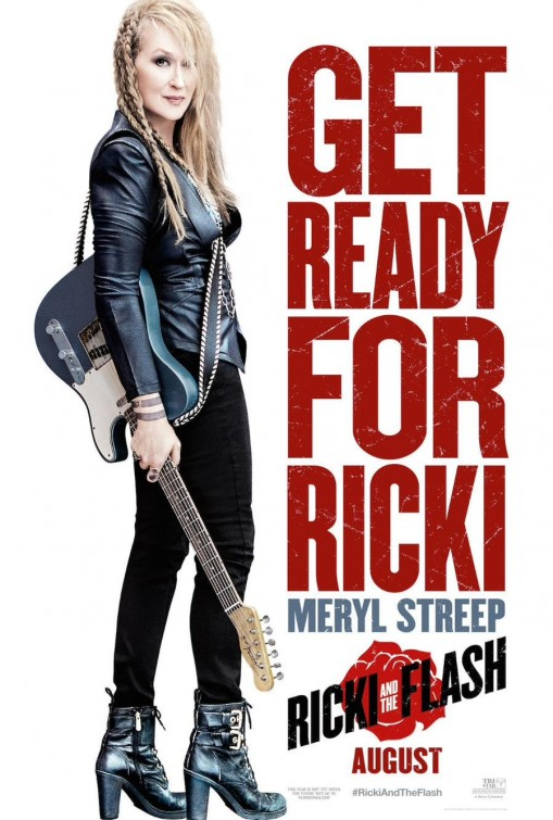 Poster de Ricki and The Flash