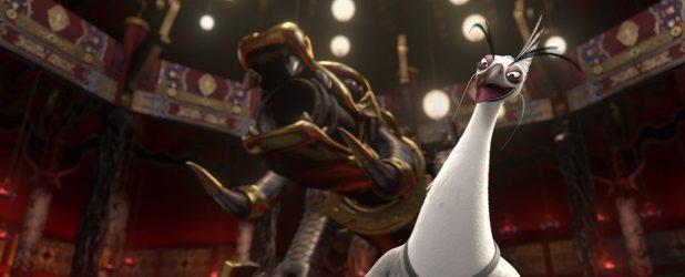 Shen en Kung Fu Panda 2