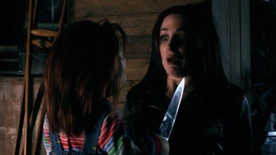 Danielle Bisutti en La Maldición de Chucky