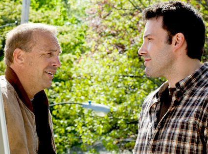 Kevin Costner y Ben Affleck en The Company Men