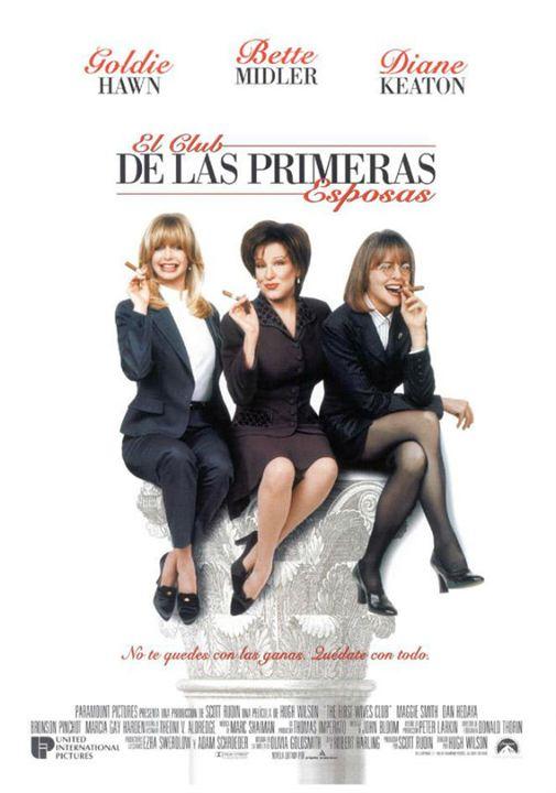 Poster de El Club de las Primeras Esposas