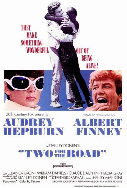 Poster de Dos en la Carretera
