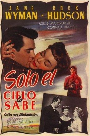 Poster de Solo el Cielo lo Sabe