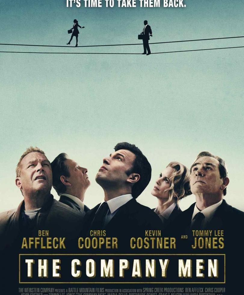 Poster de The Company Men