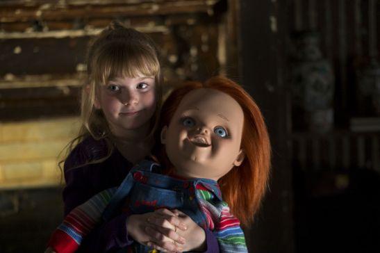 Summer Howell en La Maldición de Chucky