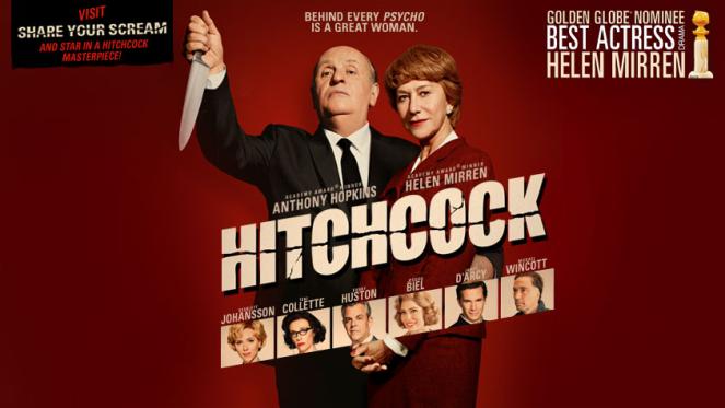 Poster de Hitchcock