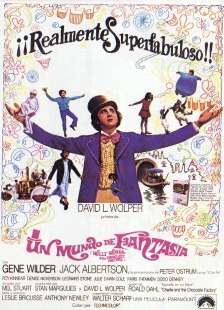 Poster de Un Mundo de Fantasía