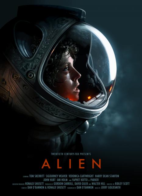 Poster de Alien