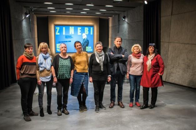 Presentación de Nosotras Mujeres de Euskalduna