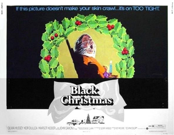 Poster de Navidades Negras