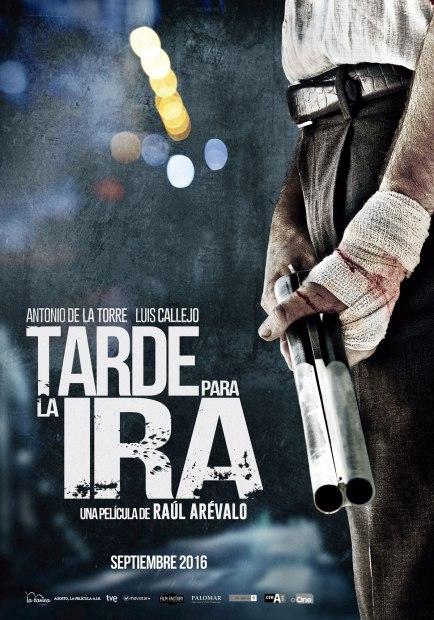 Poster de Tarde Para la Ira