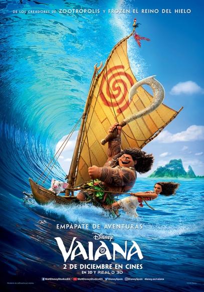 Poster de Vaiana