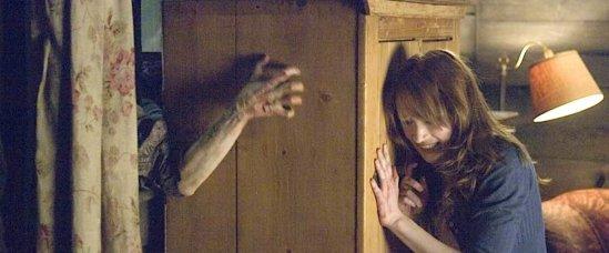 Kristen Connolly en La Cabaña en el Bosque