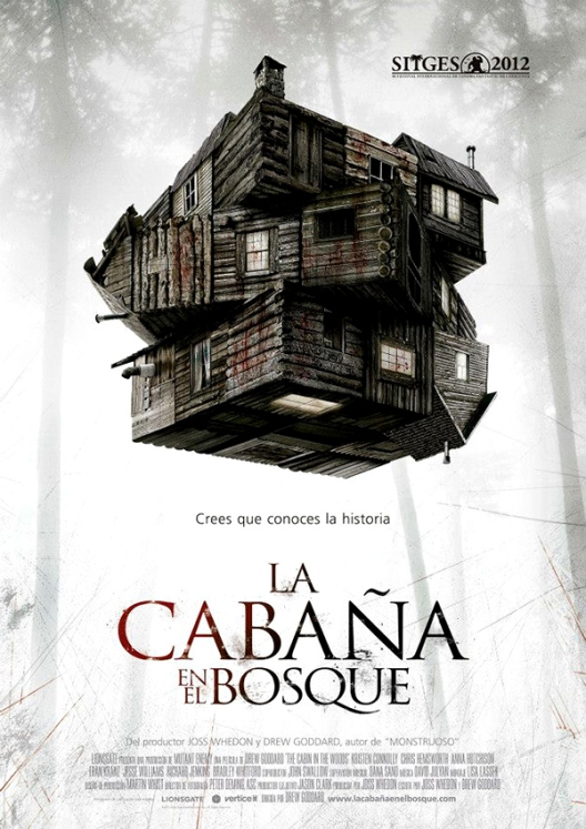 Poster de La Cabaña en el Bosque