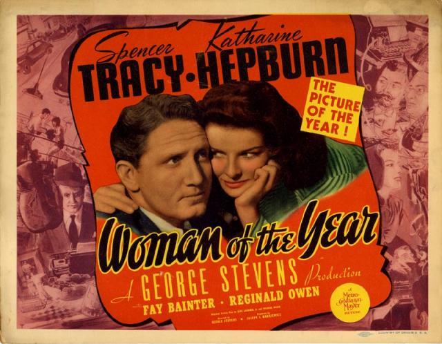 Poster de La Mujer del Año