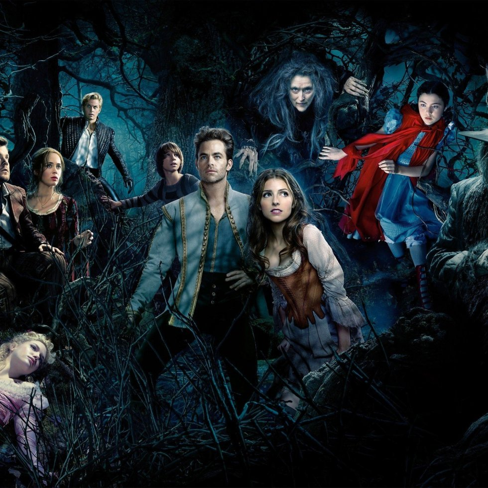 Promo de Into the Woods