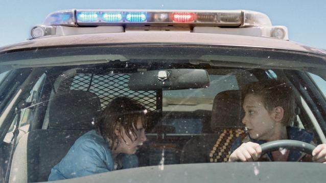 Protagonistas de Cop Car