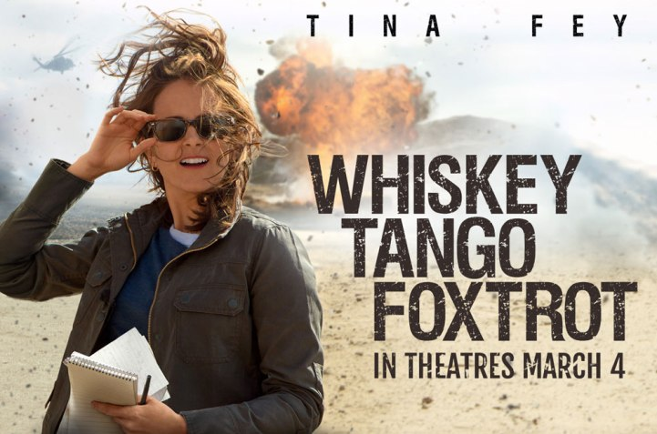 Poster de Whiskey Tango Foxtrot