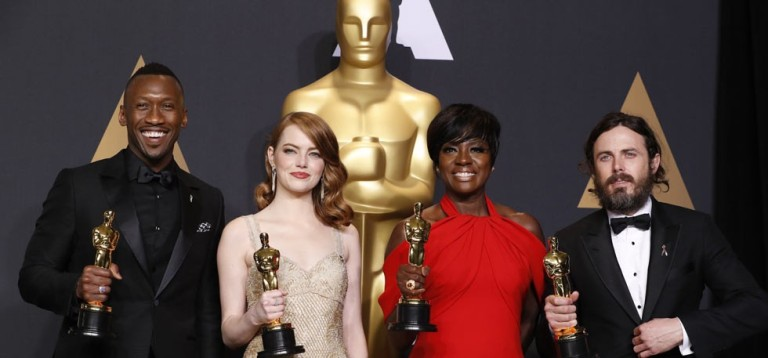 Ganadores De La 89 Edición De Los Oscar Diario De Una Cinéfila