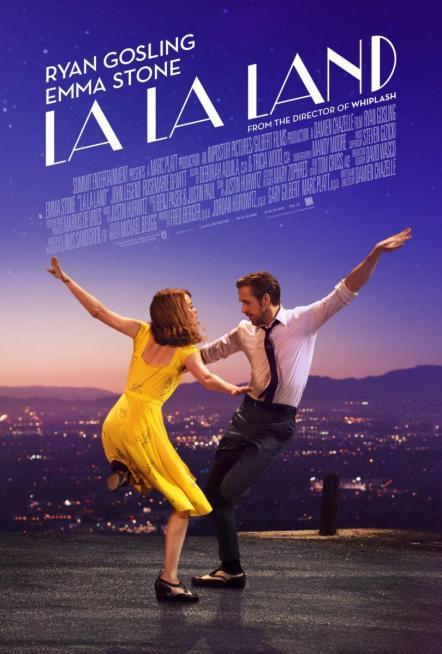 Poster de La La Land