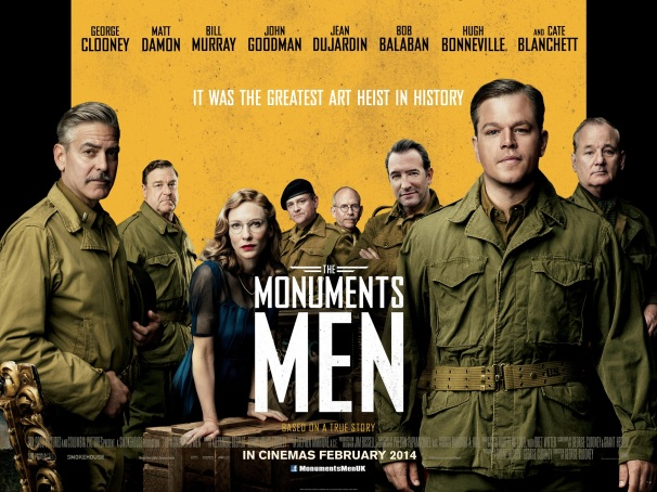 Poster de The Monuments Men