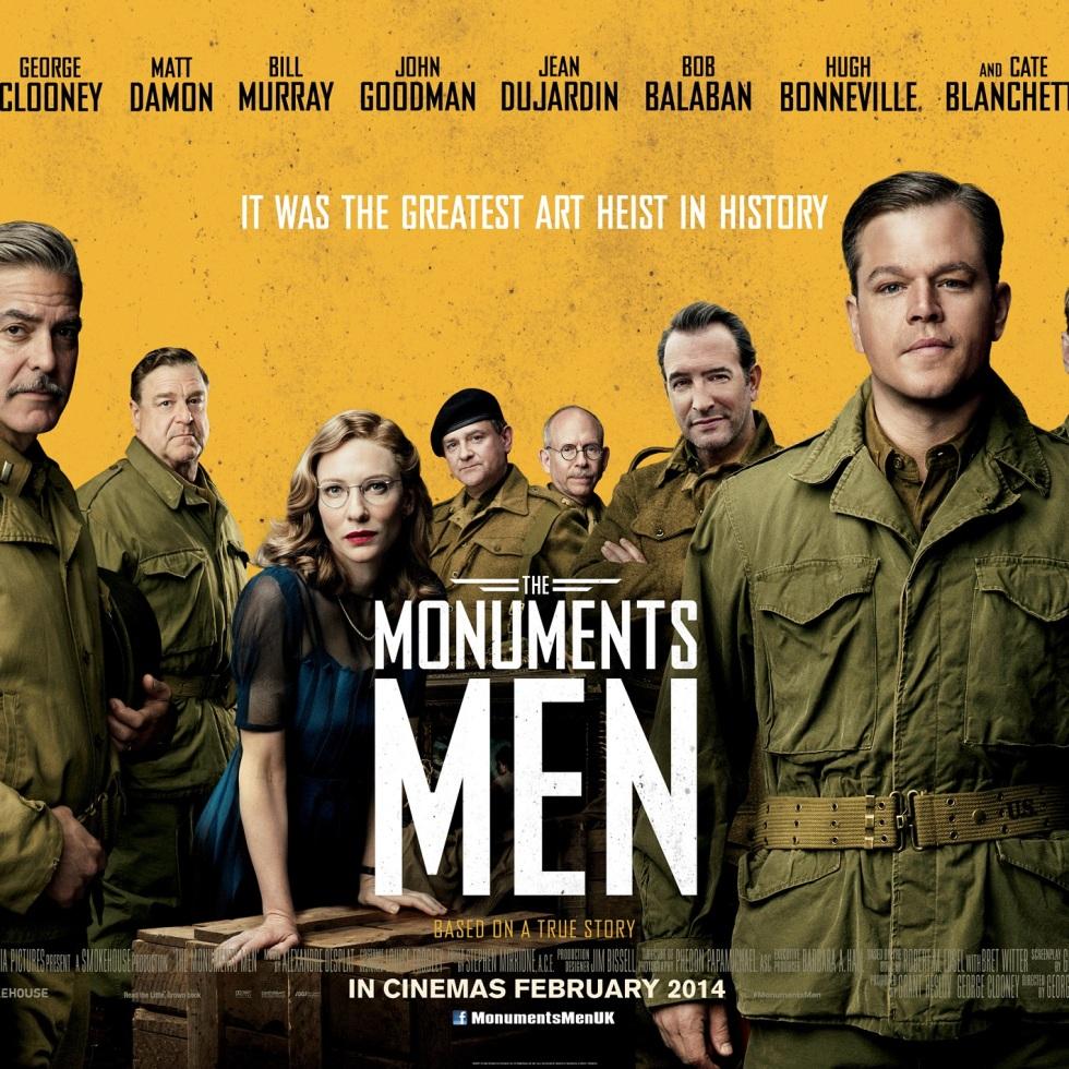 Poster de The Monuments Men