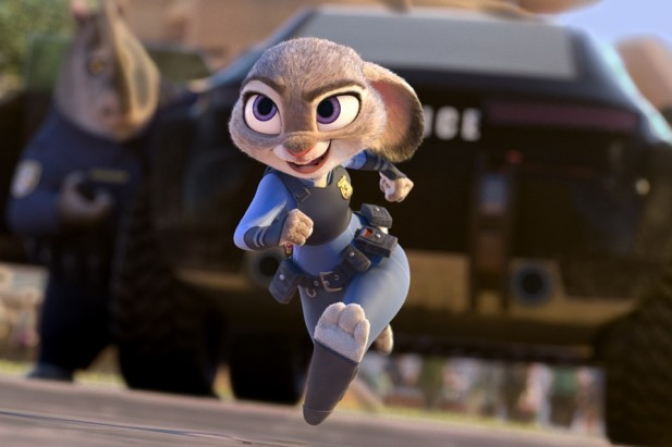 Judy, Zootopia