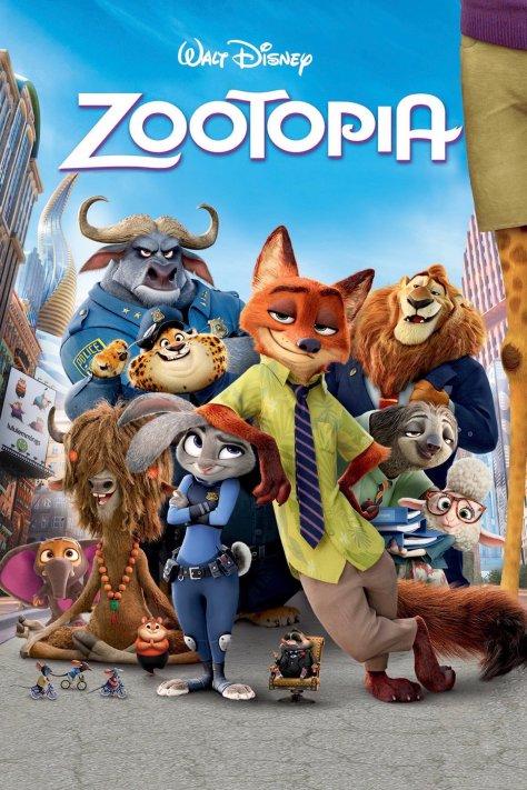 Poster de Zootrópolis