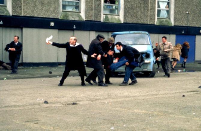 Promo de Bloody Sunday